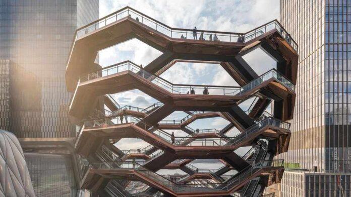Nuevo suicidio cierra la escultura The Vessel en Nueva York