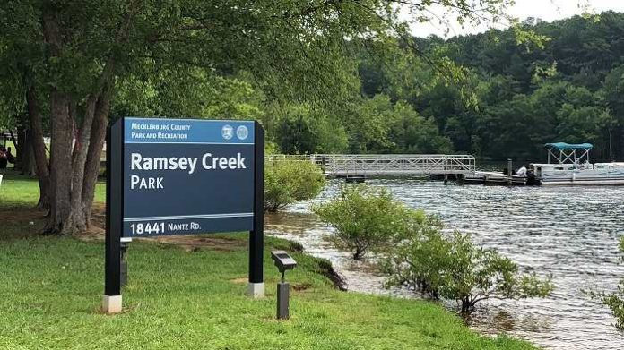 Opción fin de semana Recreación en Ramsey Creek Beach