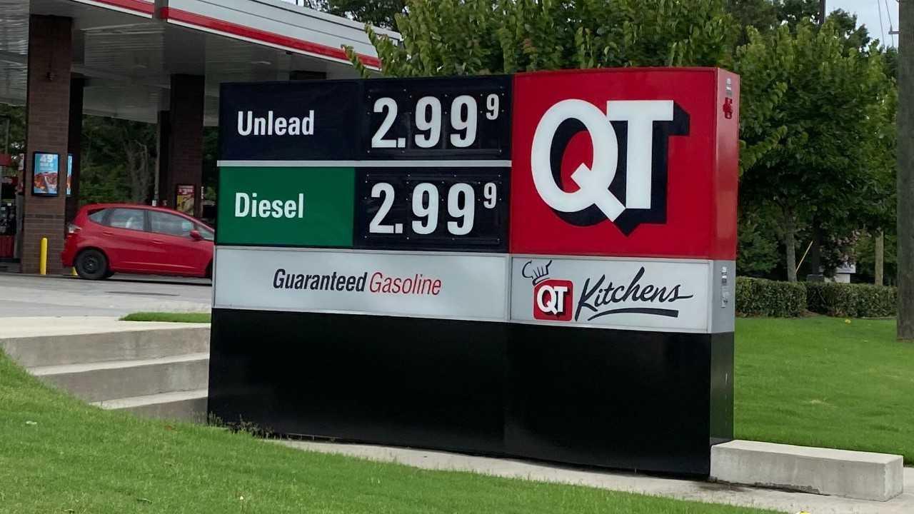 Precio de la gasolina sigue subiendo en EE. UU.