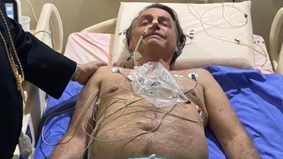 Presidente Bolsonaro sometido a Cirugía