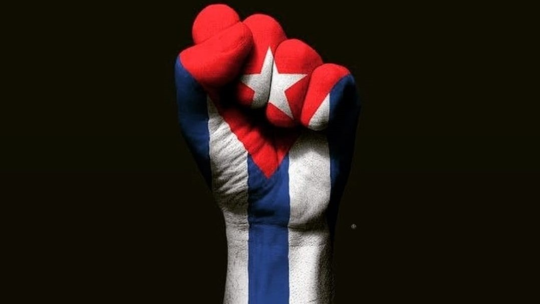 Protestas en Cuba Patria y Vida