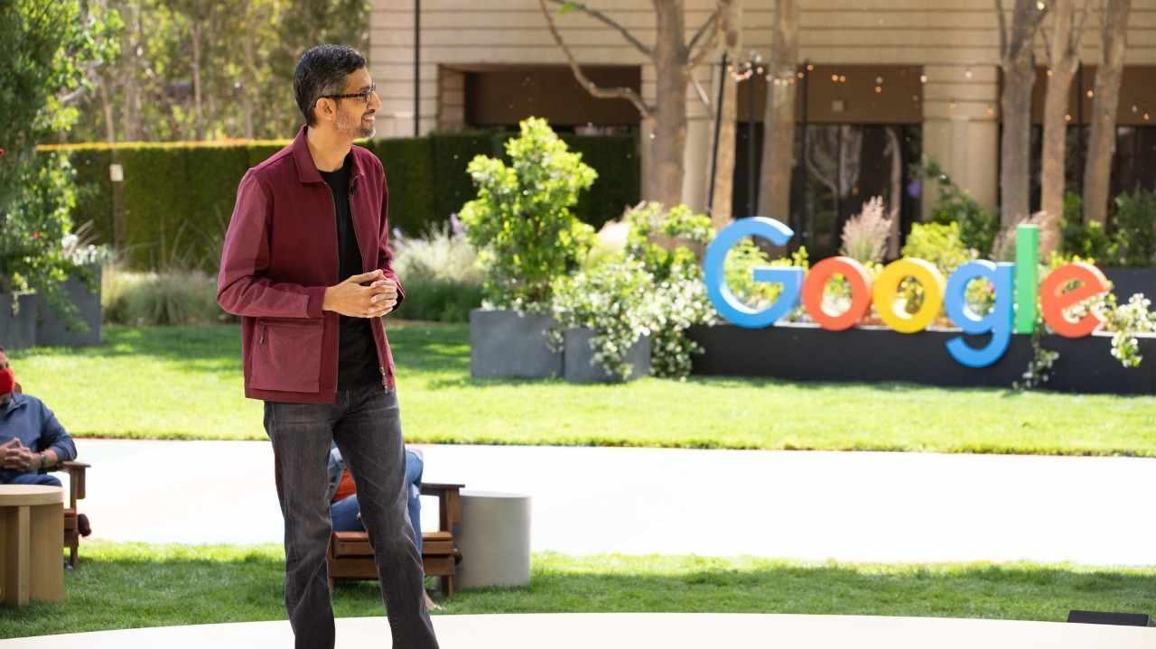 Sundar Pichai, CEO de Google habla sobre IA