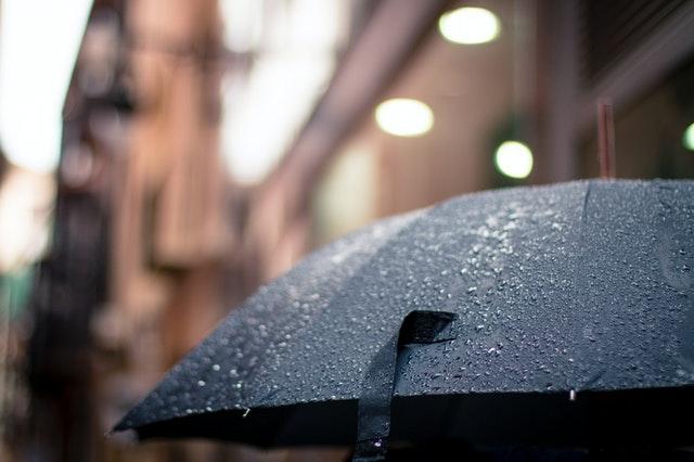 Tiempo de lluvia en Charlotte en los próximos dos días