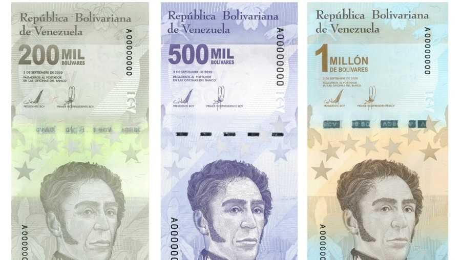 BCV suprime seis ceros nueva reconversión monetaria