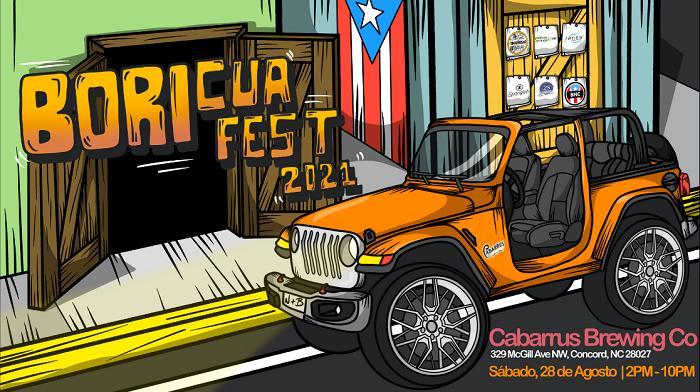 Boricua Fest 2021 conecta a los puertorriqueños en NC
