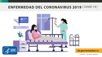 CDC recomienda vacuna para embazadas y período de lactancia