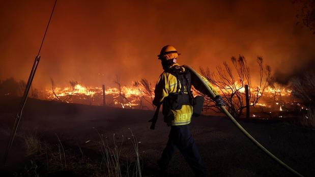 Caldor Fire se expande y obliga orden de evacuación