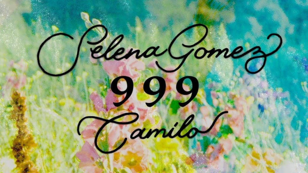 Camilo lanza nuevo éxito junto a Selena Gomez