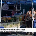 Cierre de Flea Market