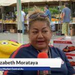 Cierre de Flea Market deja sin sustento a familias hispanas