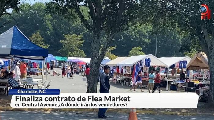 Cierre de Flea Market dejaría sin sustento a familias hispanas