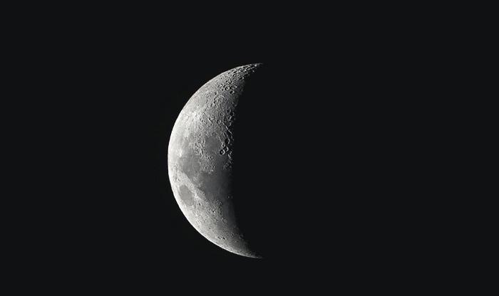 Cómo influye la Luna Nueva en el ser humano