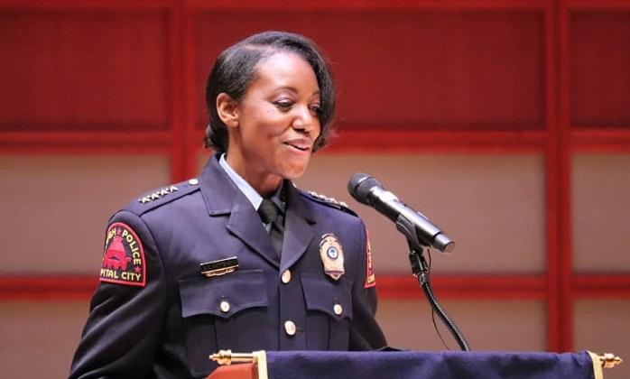 Conoce a Estella Patterson, la nueva jefa de la policía de Raleigh