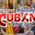 Cubanos conectan con sus raíces en Charlotte's Cuban Festival