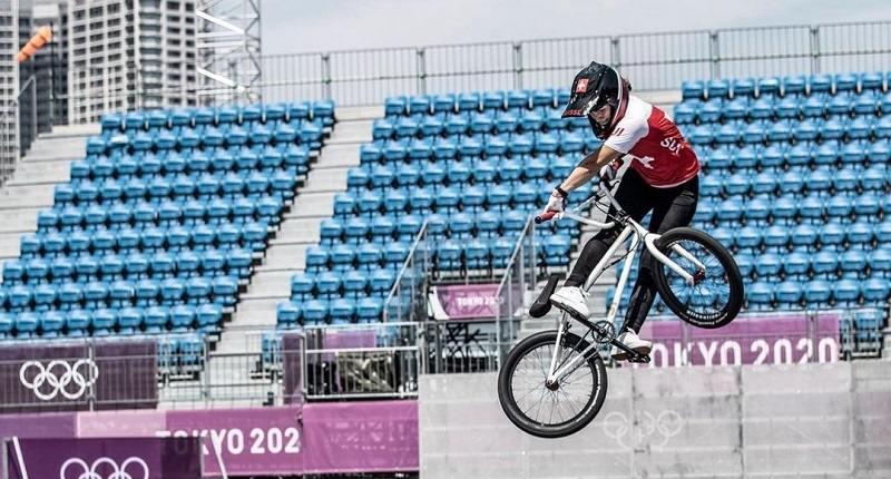 Daniel Dhers y el BMX Freestyle brillan en Tokio