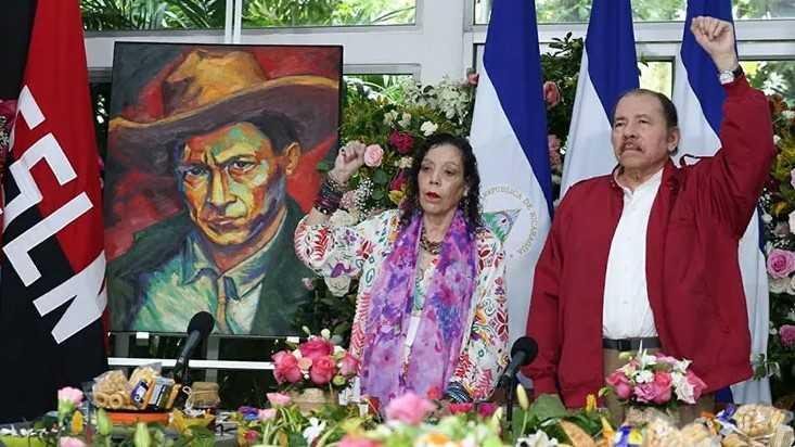 Daniel Ortega es candidato único presidencial en Nicaragua