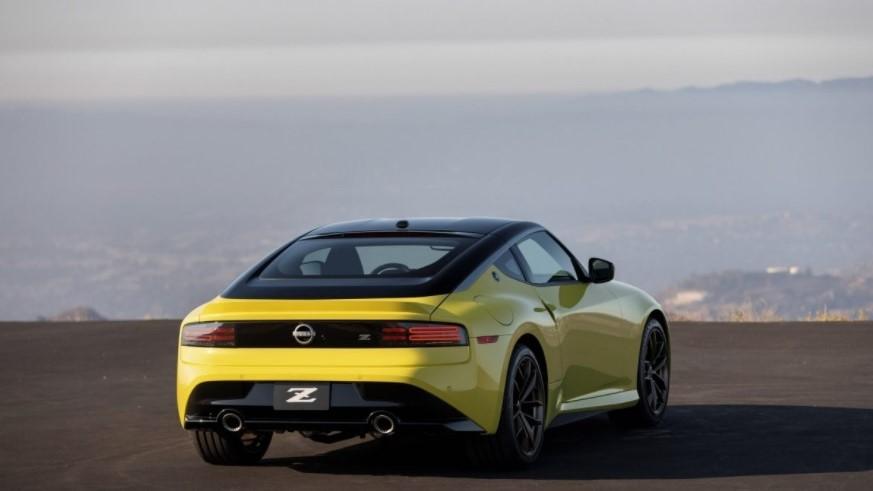 Debuta el Nissan Z 2023 con motor V6