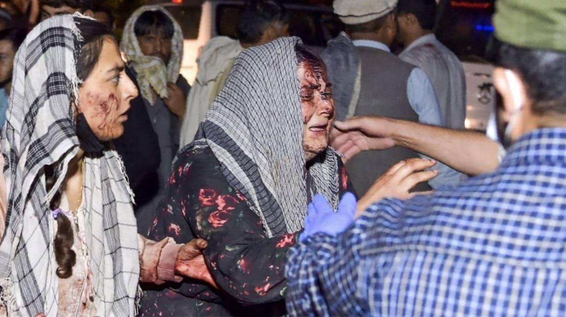 Doble atentado suicida en aeropuerto de Kabul