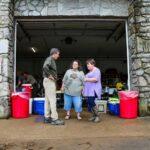 Fred muertes y desaparecidos en Carolina del Norte