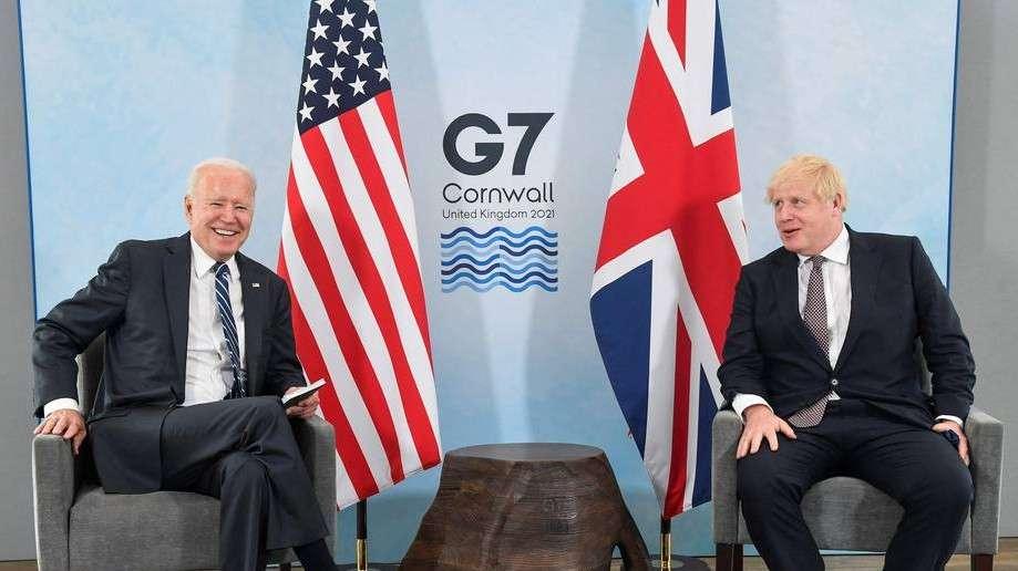G7 analizará colaboración de China y Rusia en Afganistán