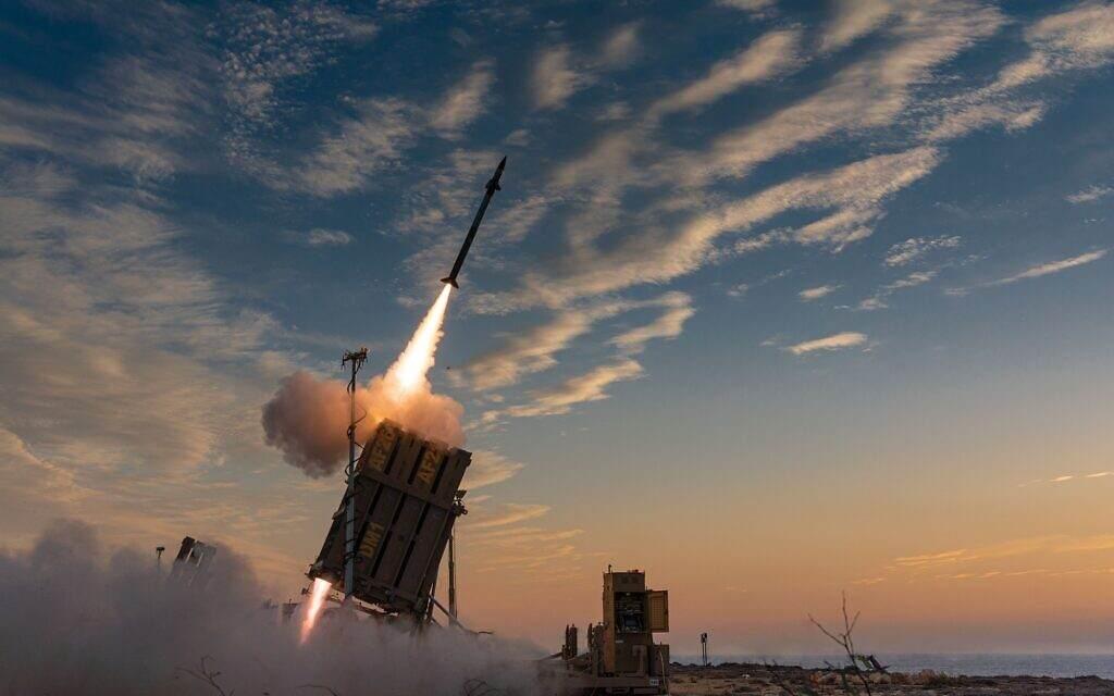 Israel activa alarmas por cohete lanzado desde Gaza