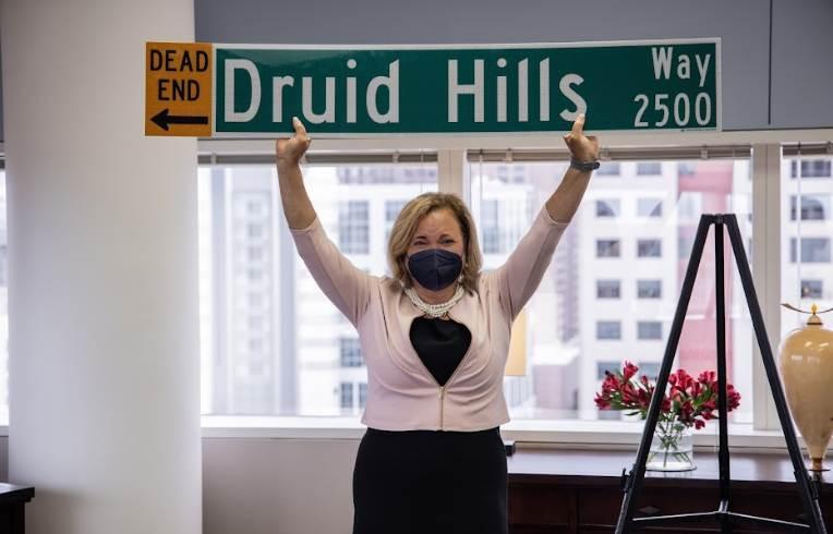 Jefferson Davis Street tiene nuevo nombre