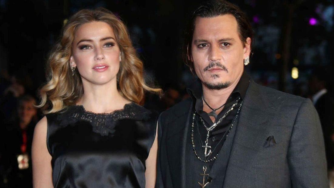 Johnny Depp ganó una demanda de divorcio Amber Heard