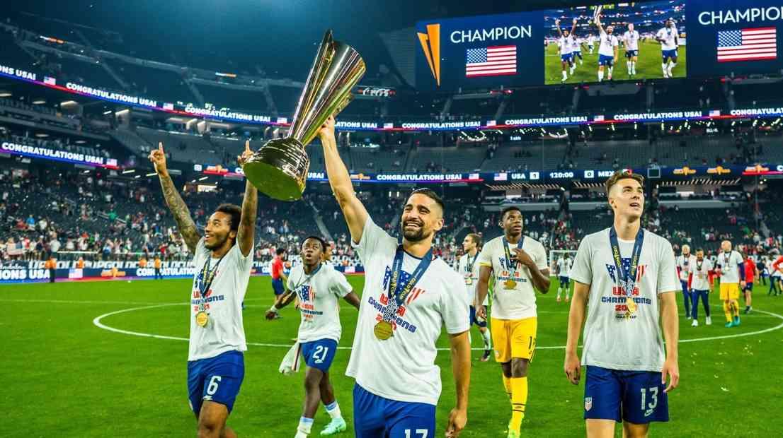 La Copa Oro se queda en Estados Unidos