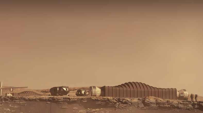 La NASA está reclutando para misión de un año a Marte