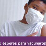 Lanzan sitio web educa a adolescentes sobre vacunación