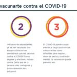 Lanzan sitio web educa adolescentes sobre vacunación