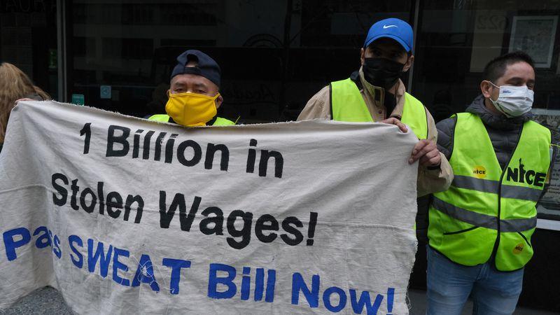 Luiz C. Nueva York recupera $7,5 millones en salarios robadosNew York Daily News