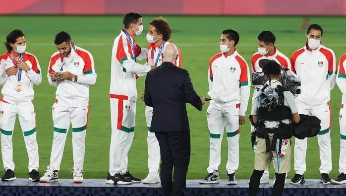 México se llevó el bronce en el fútbol olímpico
