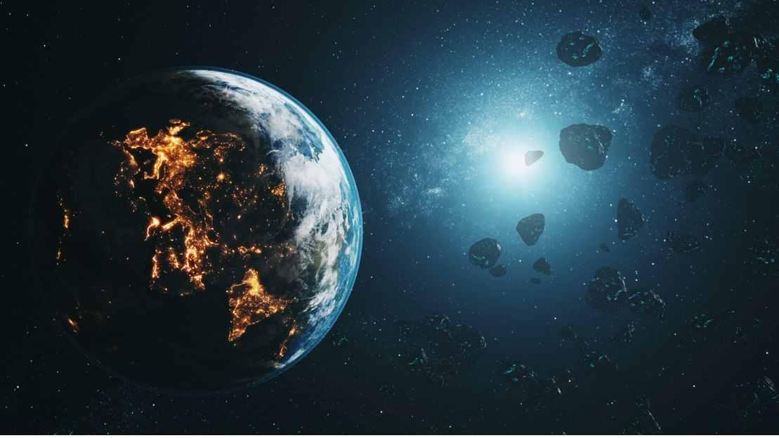 NASA recalculó fecha de impacto de Bennu contra la Tierra