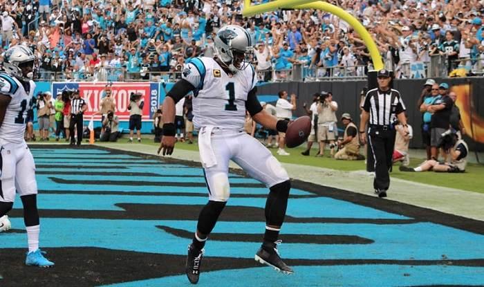 Panthers afilan sus garras ante Steelers