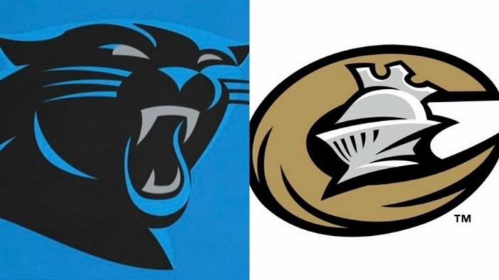 Panthers y Knights actualizan su política anticovid