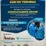 Progreso Hispano News y Atrium Health en nueva jornada de vacunación