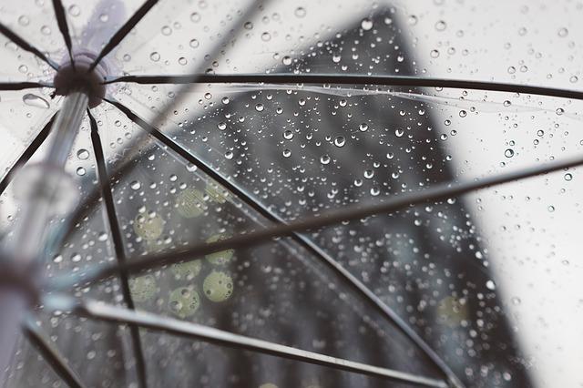 Semana de lluvia en las Carolinas