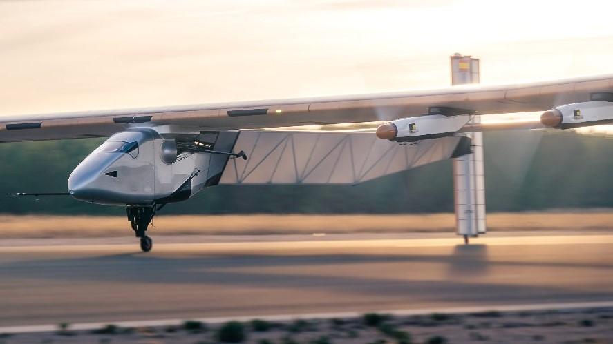 Skydweller prueba avión solar con autonomía de 90 días