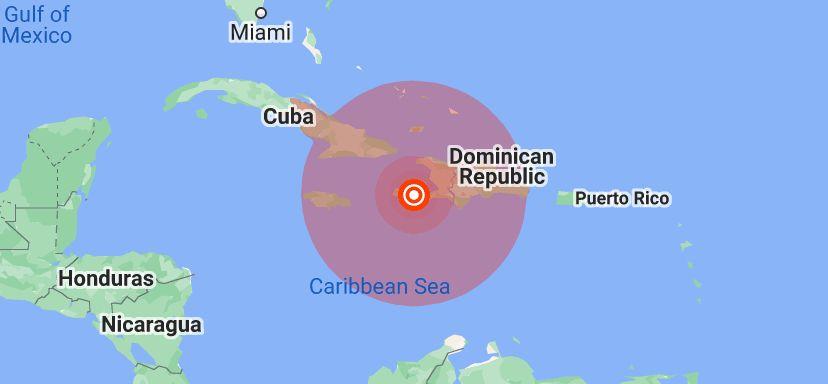 Terremoto de magnitud 7.2 sacudió Haití