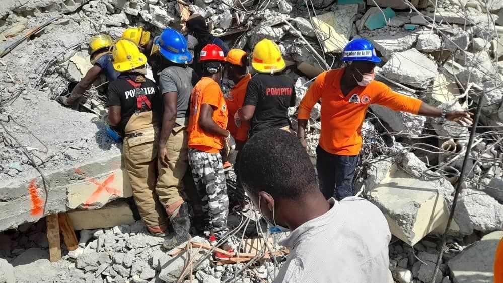 Terremoto en Haití: casi 1300 muertos y ahora otro desastre