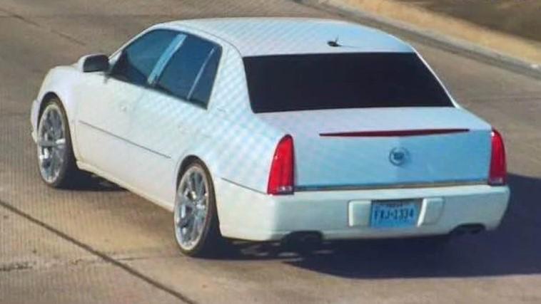 Tiroteo en Texas activa Blue Alert Texas recompensa de $5000
