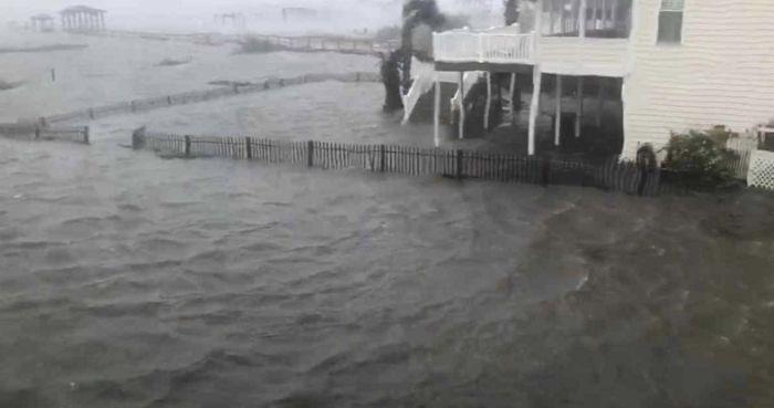 Todavía hay asistencia disponible por huracán Florence