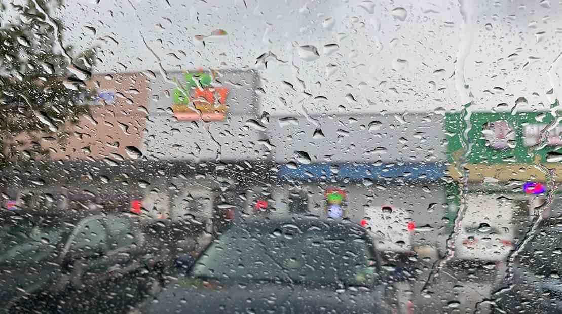 Tormenta Fred lluvias