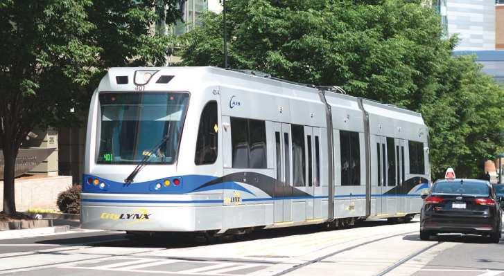 Tranvía CityLYNX Gold Line recibirá pasajeros a partir del lunes 30