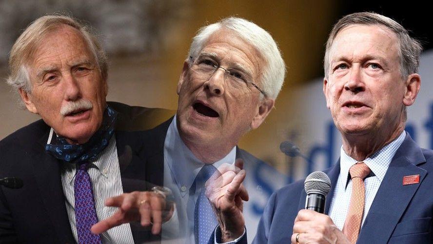 Tres senadores estadounidenses positivos al covid-19
