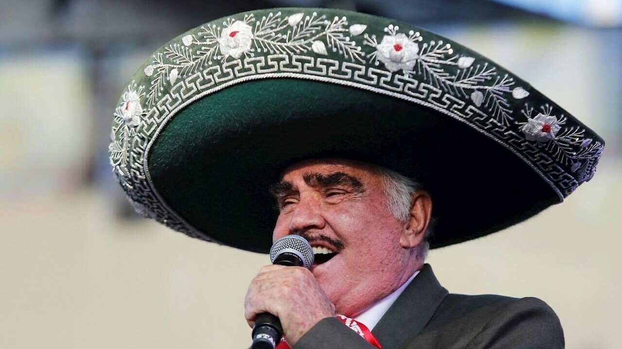 Vicente Fernández tiene síndrome de Guillain-Barré