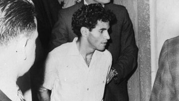 Votan a favor de libertad condicional Sirhan Sirhan, asesino de Robert F. Kennedy