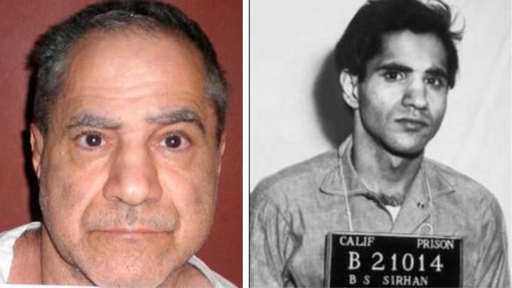 Votan a favor de libertad condicional del asesino de Robert Kennedy