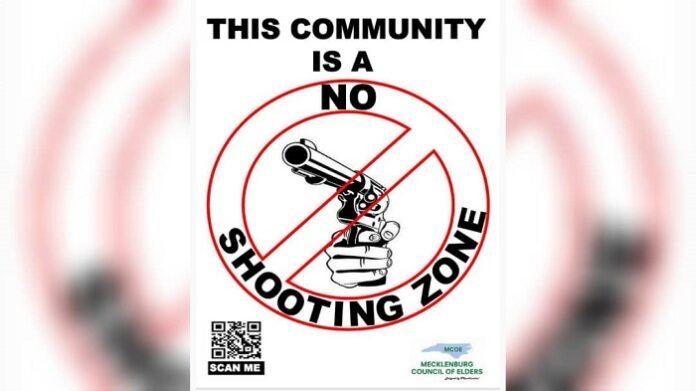 """Campaña """"No shooting zone"""" busca prevenir violencia"""